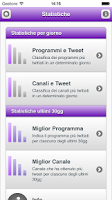 Screenshot of Linka.tv - la guida tv social