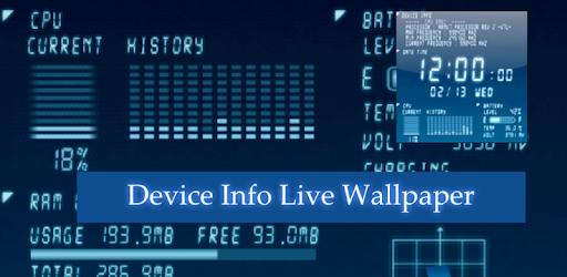 deviceinfo live