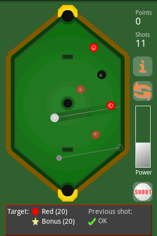 Crazy Billiards - screenshot
