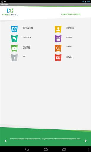 【免費商業App】Central Gate-APP點子