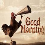 Good Morning Hindi Quote Image