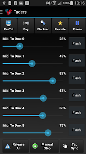 Freestyler Dmx Remote (WIFI) v3.0.0.9