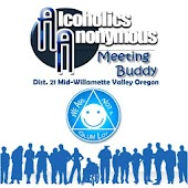 AA Meeting Buddy Dist 21