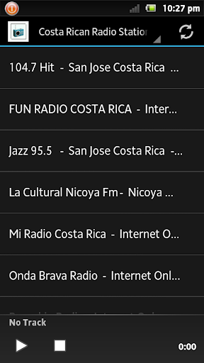 Costa Rican Radio Stations