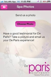 De Paris Beauty & Body - screenshot thumbnail