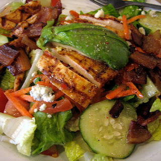 Cobb Salad recipe – 173 calories.