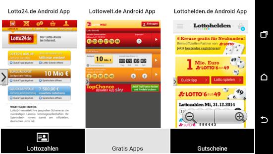 Lotto Anbieter Vergleich - náhled