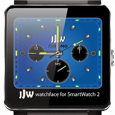 JJW Chrono Watchface 5 for SW2