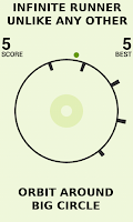 Screenshot of Orbit Run