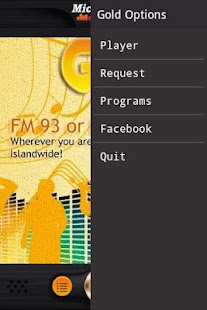 Gold FM Mobile - screenshot thumbnail