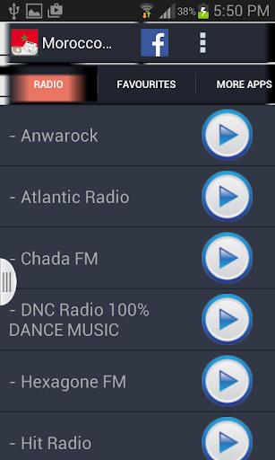 Morocco Radio News