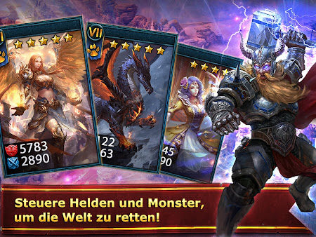 Deck Heroes: Duell der Helden 5.5.0 screenshot 7436