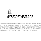 My Secret Message