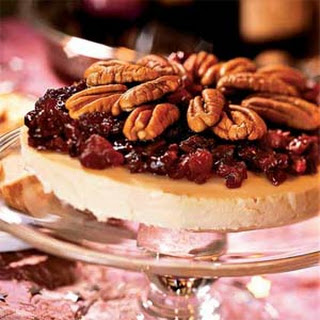 Cherry Chutney Cheese Torte
