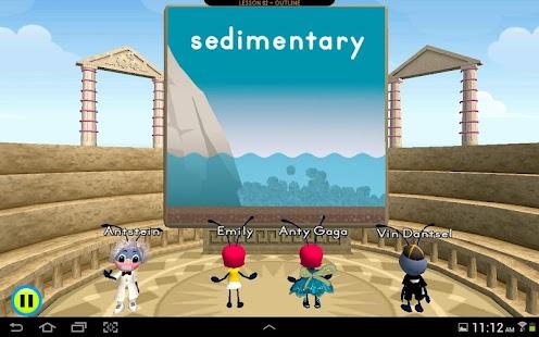 Smarty Ants 2nd Grade Screenshot 4
