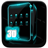 Numinous Cyan Iconpack & Next