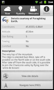 Paragliding Map (FREE) - screenshot thumbnail