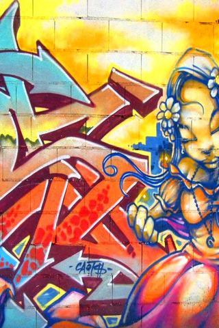 Graffiti Wallpapers HD Android App Screenshot