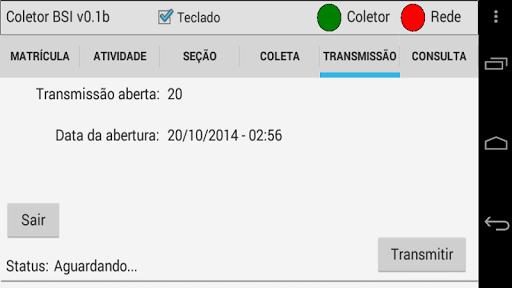 Coletor SGD - BSI
