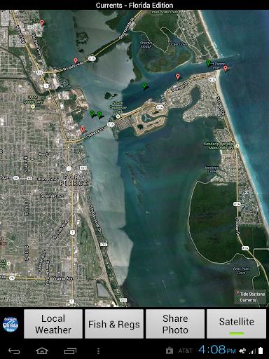 Florida Currents Tide Charts