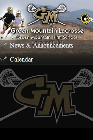 Green Mountain Boys Lacrosse