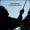 Mountain Climbing Tips icon