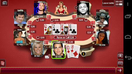 Pokerist for Tango 5.4.21 screenshot 1933