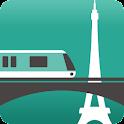 Visit Paris by Metro - RATP icon