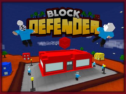 BLOCK DEFENDER