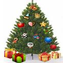 Making Christmas Tree Ornament icon