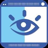 App Eyes Protector Bluelight APK for Kindle