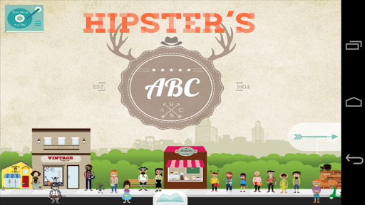 Hipster's ABC