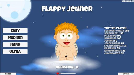 Flappy Jeuner