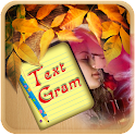 Textgram - Text on Pic icon