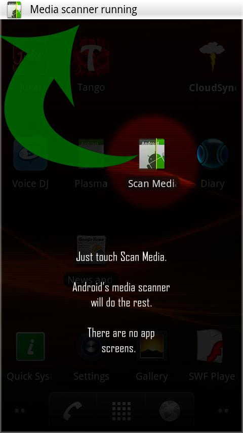 Scan Media - screenshot