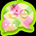 GO SMS THEME|PrettyPattern icon