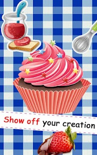 Cooking Game: Cup Cake! - screenshot thumbnail