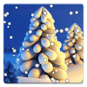 Snow Live Wallpaper FREE logo