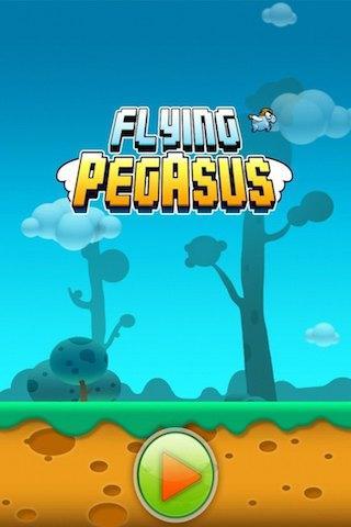 Flying Pegasus Free