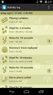 Baby Monitor & Alarm- screenshot thumbnail
