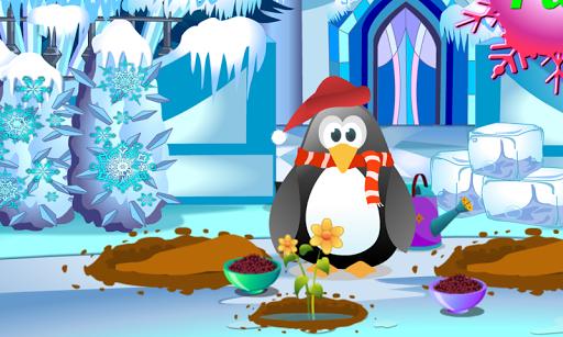 冰冻花园 - 企鹅宝宝