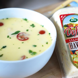 Jalapeno Havarti Queso Dip for Summer