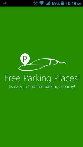 Free Parking Places