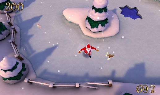 Santa's Slip'n'Slide - DEMO - screenshot thumbnail