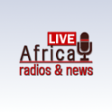Africa radio & news icon