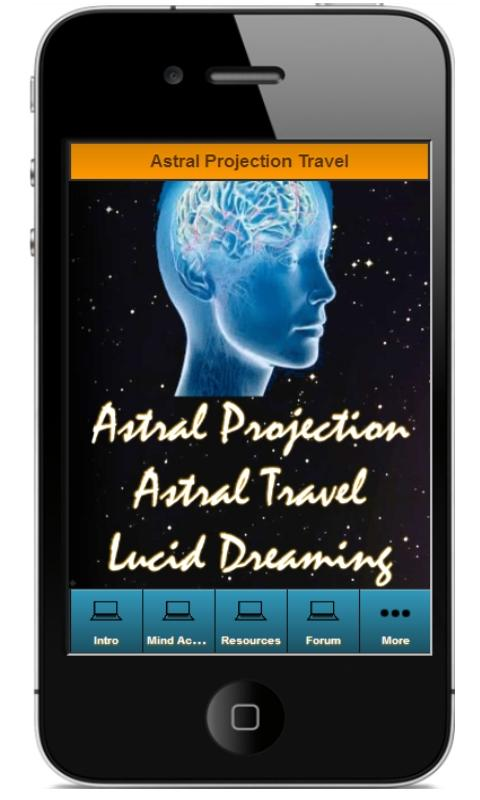 Astral Projection Travel - screenshot