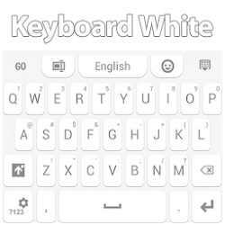 Keyboard White