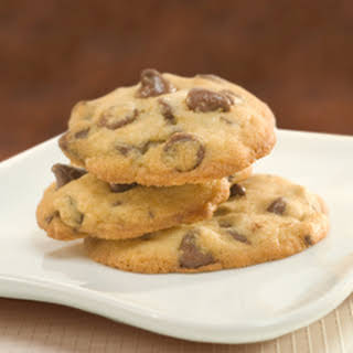 Delicious One Bowl Chocolate Chip Cookies.