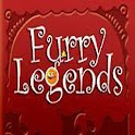 Furry Legends logo