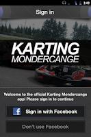 Screenshot of Karting Mondercange